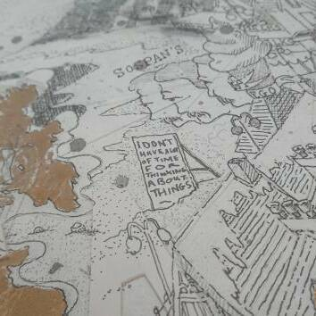 Cartographic Imaginaries: Interpreting the Literary Atlas of Wales