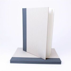 A4 Hardback Sketchbook Grey Spine