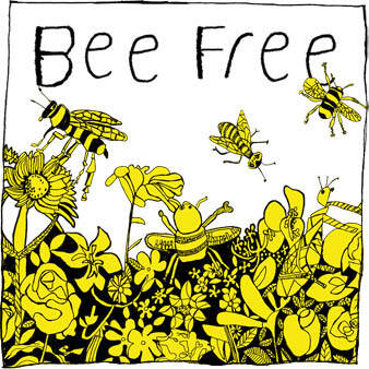 Square bee free1