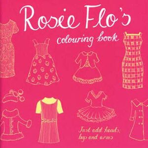 Colouring Book - Rosie Flo's